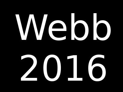 Webbtrender 2016