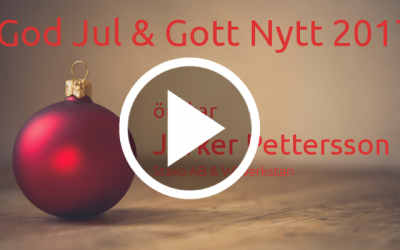 God Jul & Gott Nytt 2017
