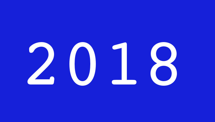 Trendspaning 2018 – Ett bra år för många