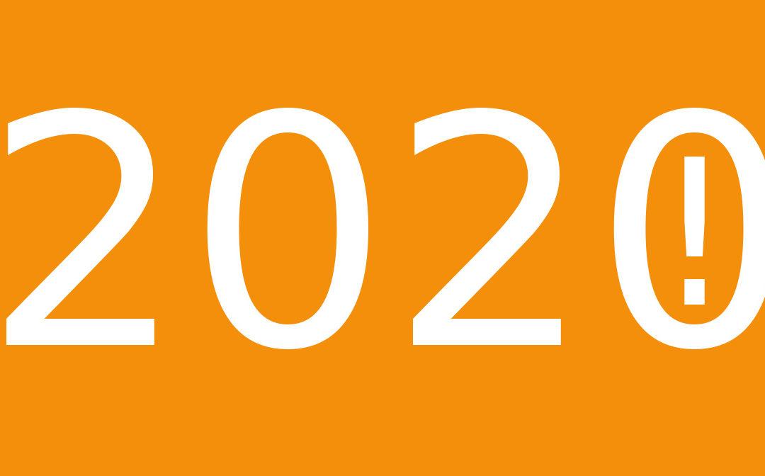 Trendspaning 2020 – Det har aldrig varit så bra som nu, med osäkerhetstolerans.